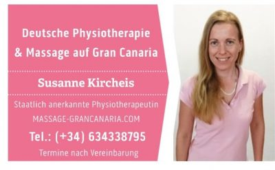 Physiotherapie & Massage Gran Canaria