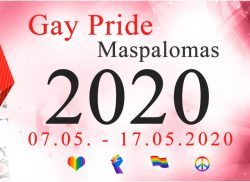 Gay Pride Maspalomas May 2020